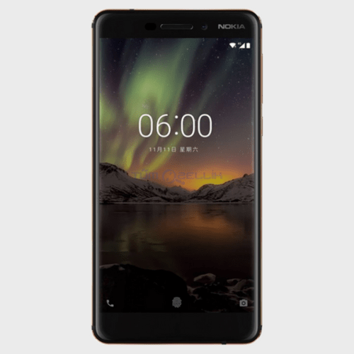 Nokia 6 2018 Price in Qatar and Doha