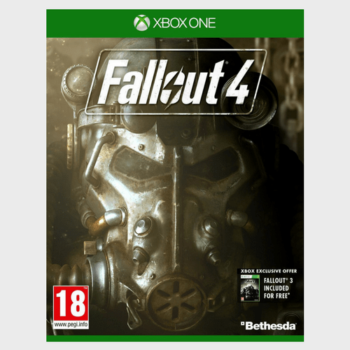 Xbox One Fallout 4 price in Qatar