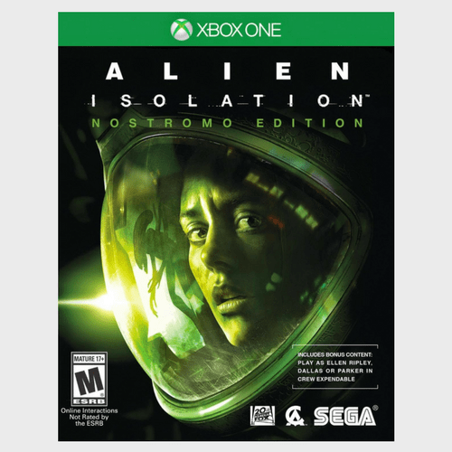 Xbox One Alien Isolation Nostromo Edition price in qatar
