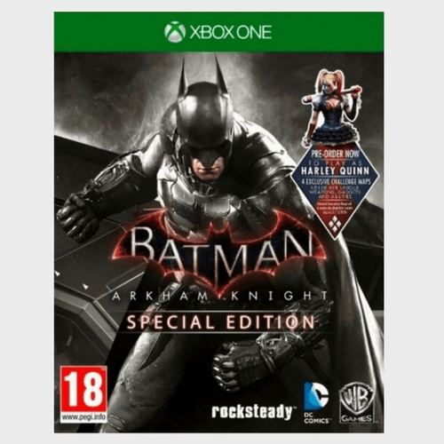 Xbox One Batman Arkham Knight Special Edition price in Qatar