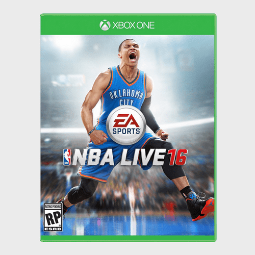 Xbox One NBA Live 16 Price in Qatar and Doha