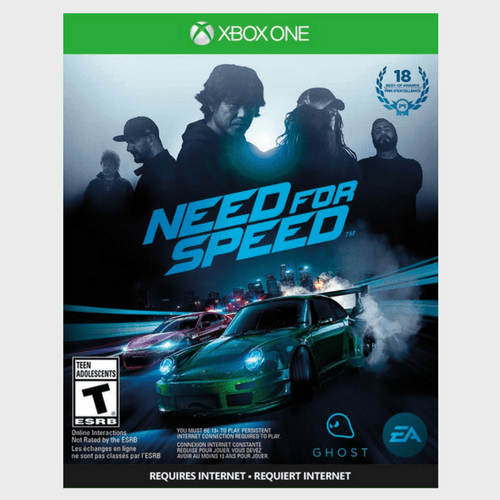 Xbox One Need For Speed price in Qatar