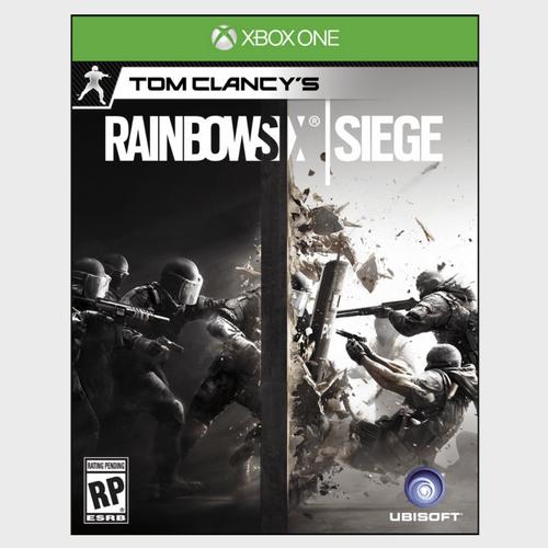 Xbox One Tom Clancy's Rainbow Six Siege price in Qatar