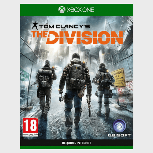 Xbox One Tom Clancy's The Division price in Qatar