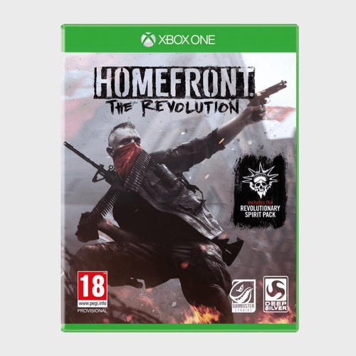 Xbox One Homefront The Revolution Day One Edition price in Qatar