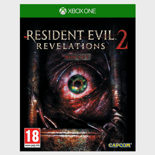 Xbox One Resident Evil-Revelations 2 price in Qatar