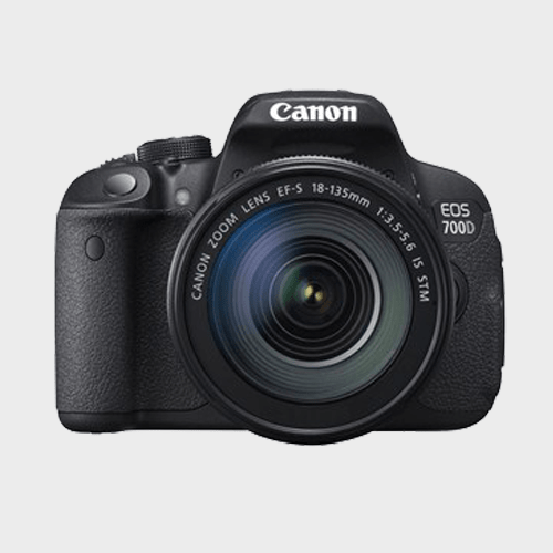 Canon DSLR Camera EOS700D 18MP 18-135 mm Price in Qatar Lulu