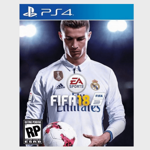 PS4 Fifa18 Standard Price in Qatar