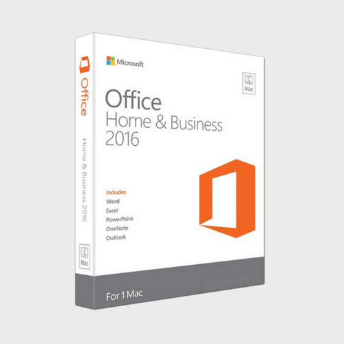 Microsoft Office Home & Business 2016 For MAC Price in Qatar