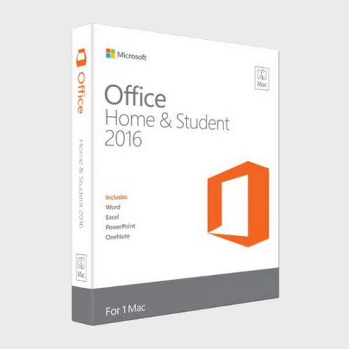Microsoft Office Home & Student 2016 For MAC Price in Qatar