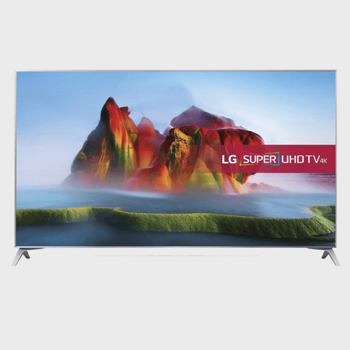 LG 4K Ultra HD Smart LED TV 49SJ800V Price in Qatar Lulu