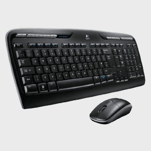 Logitech Wireless Keyboard + Mouse MK330 Best Price in Qatar and Doha