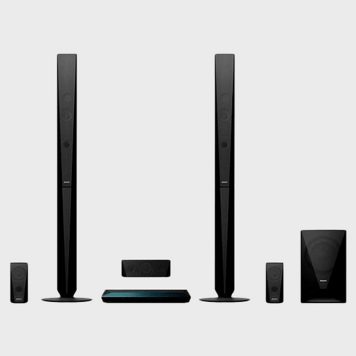 Sony Blu-ray Home Theatre System BDVE4100 Price in Qatar Lulu
