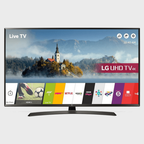 LG Ultra HD Smart LED TV 55UJ634V Price in Qatar and Doha