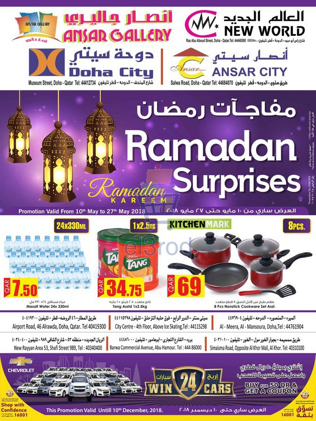 Ansar Gallery Ramdan Offers