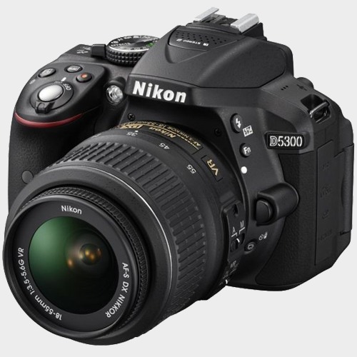 Nikon DSLR Camera in Qatar