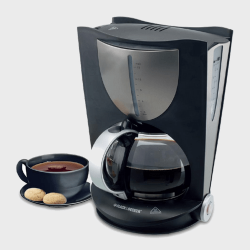 Black & Decker Coffee Maker DCM80-B5 Price in Qatar