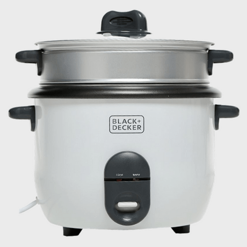 Black and Decker Rice Cooker RC1860B5 Price in Qatar