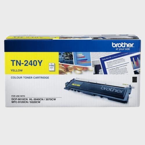 Brother Toner TN-240 Yellow Price in Qatar
