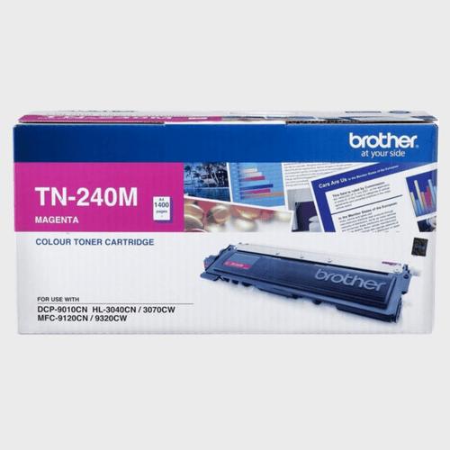 Brother Toner TN-240 Magenta Price in Qatar