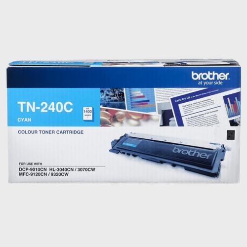Brother Toner TN-240 Cyan Price in Qatar