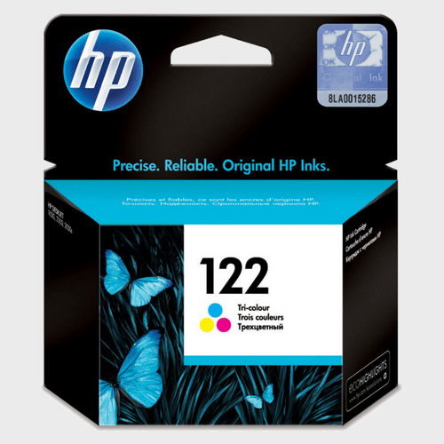 HP 122 Tri-Color Ink Cartridge CH562HE Price in Qatar