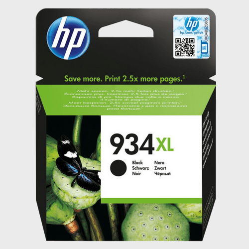 HP 934XL High Yield Black Ink Cartridge C2P23AE Price in Qatar
