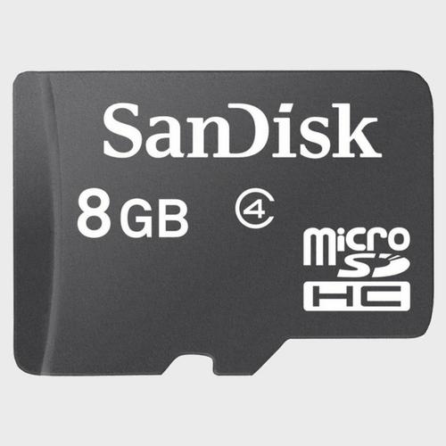 Sandsk Micro SD Card SDSDQM-8GB Price in Qatar