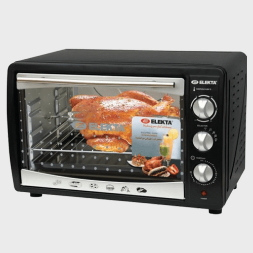 Elekta Electric Oven EBR0443 43Ltr Price in Qatar