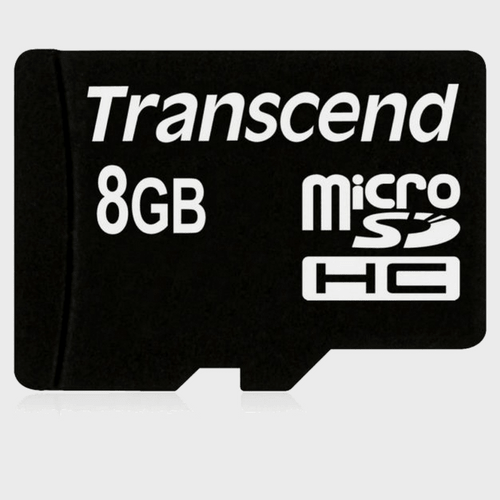 Transcend Micro SDHC Card TS8GUSDHC10 8GB Price in Qatar