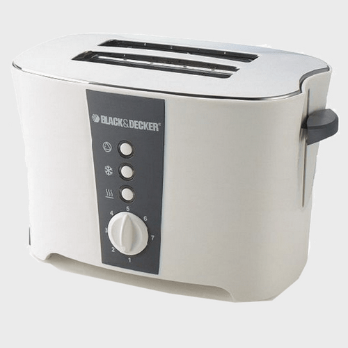 Black&Decker 2 Slice Toaster ET122-B5 Price in Qatar
