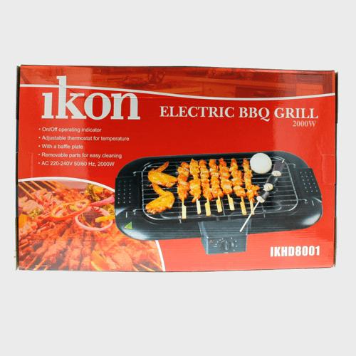 Ikon Electric BBQ Grill IKHD8001 Price in Qatar