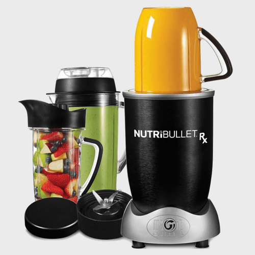 Magic Bullet Nutri Bullet Blender 10Pc NB-301 price in Qatar