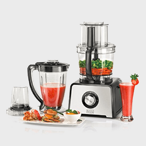 Black&Decker Food Processor FX810-B5 800W Price in Qatar
