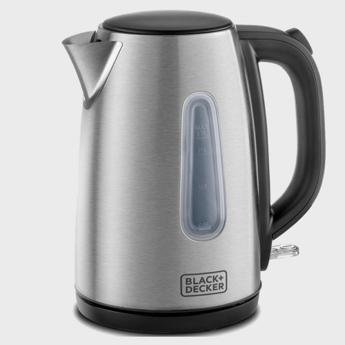 Black & Decker Stainless Steel Kettle JC450 1.7Ltr Price in Qatar
