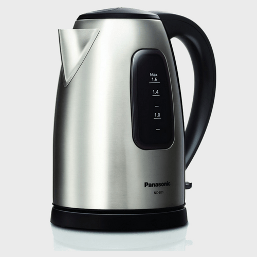 Panasonic Stainless Steel Kettle NC-SK1BTZ 1.6Ltr Price in Qatar