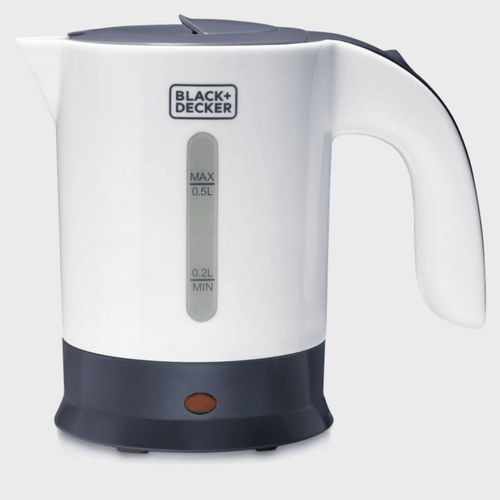 Black + Decker Travel Kettle TR250JA 0.5Ltr Price in Qatar