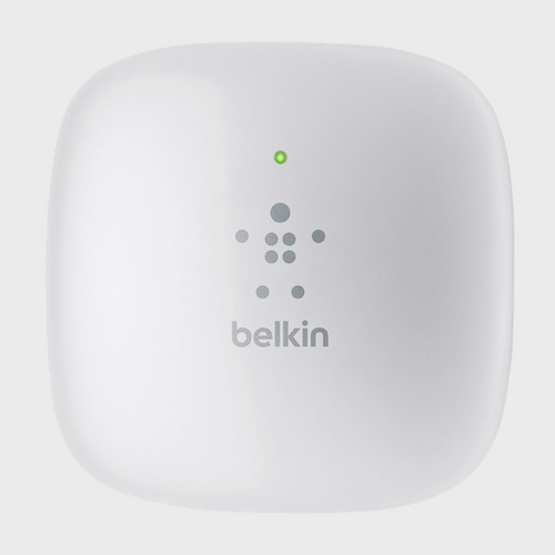 Belkin Wall Mount Wireless Range Extender F9K1015UK Price in Qatar