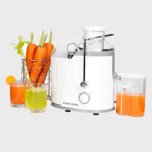 Black&Decker Juice Extractor JE400-B5 Price in Qatar