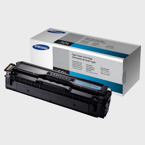 Samsung Toner TC504S Cyan price in Qatar