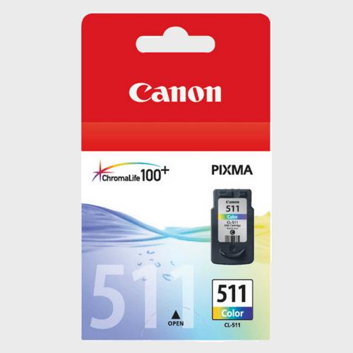 Canon Inkjet Cartridge CL511 Price in Qatar