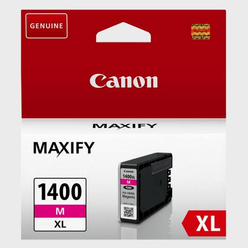 Canon Inkjet Cartridge 1400XL Magenta Price in Qatar