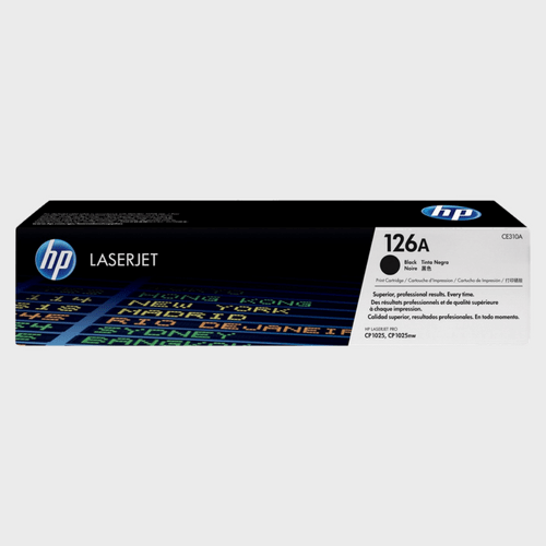 HP Laserjet Toner 126A Black Price in Qatar