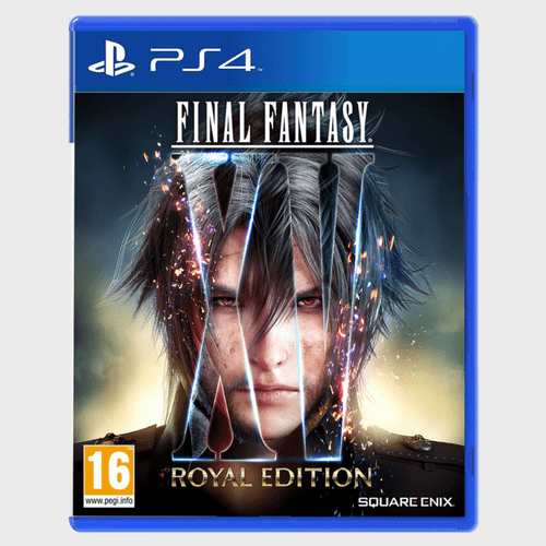 PS4 Final Fantasy XV Royal Edition – Standard English Price in Qatar