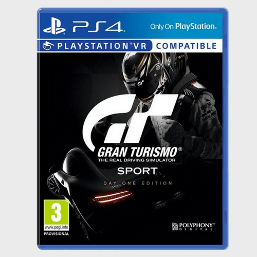 Sony PS4 Gran Turismo Sport Price in Qatar