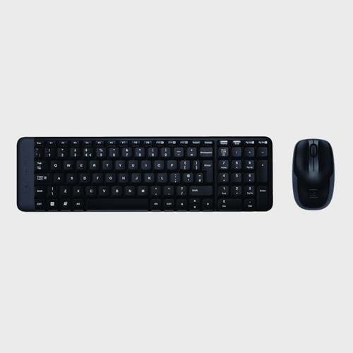 Logitech Wireless keyboard MK220 + Mouse Price in Qatar Lulu