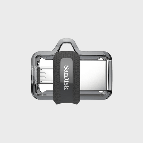 Sandisk Dual Flash Drive SDDD3G46 32GB price in qatar