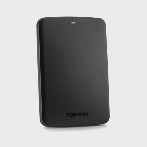 Toshiba External HDD Basics2 1TB Best Price in Qatar and doha