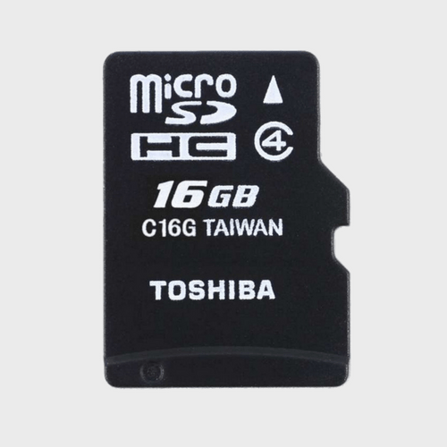 Toshiba Micro SD Card C16GJ6A 16GB Best Price in Qatar and Doha