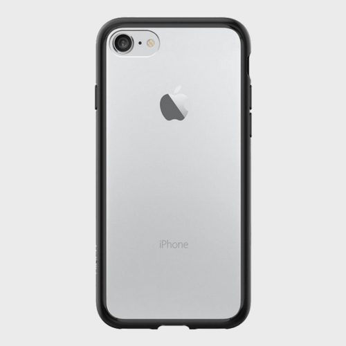 Spigen iPhone 8 case Ultra Hybrid Black price in Qatar